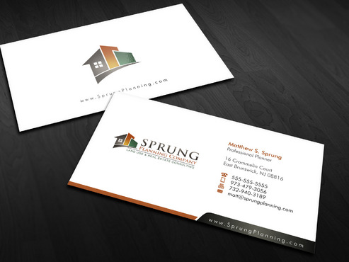 Matthew S. Sprung  Business Cards and Stationery  Draft # 5 by Xpert