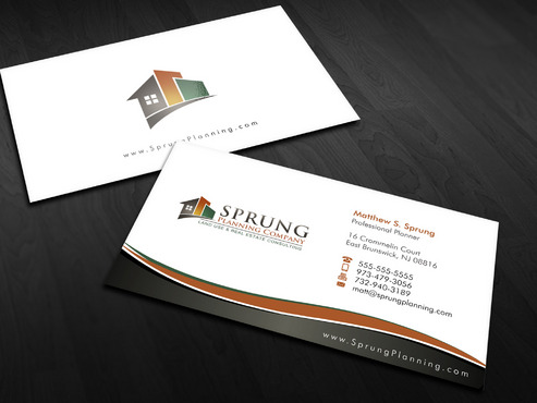 Matthew S. Sprung  Business Cards and Stationery  Draft # 6 by Xpert