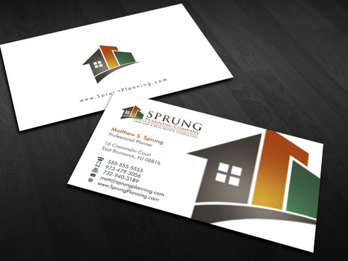 Matthew S. Sprung  Business Cards and Stationery  Draft # 7 by Xpert