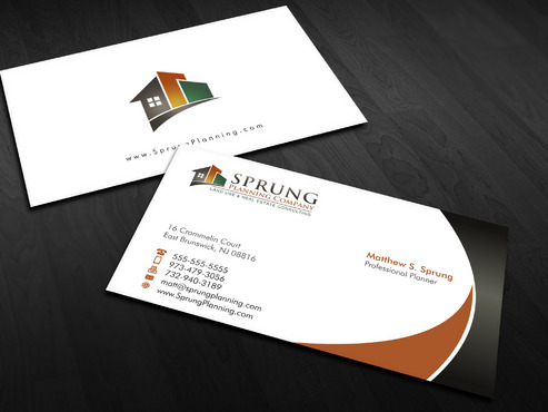 Matthew S. Sprung  Business Cards and Stationery  Draft # 9 by Xpert