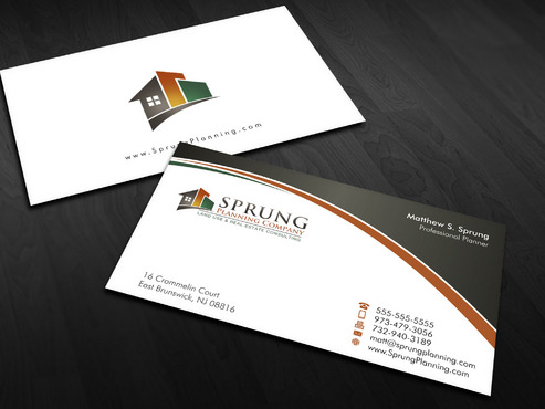 Matthew S. Sprung  Business Cards and Stationery  Draft # 10 by Xpert