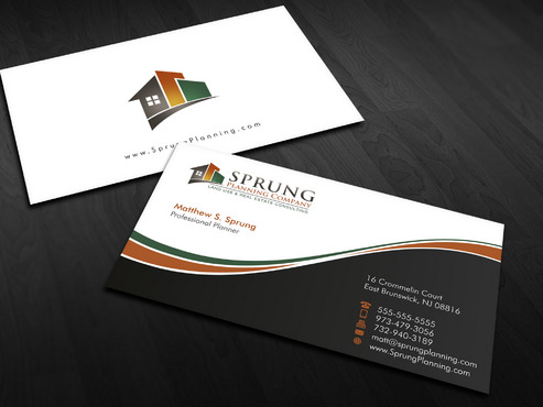 Matthew S. Sprung  Business Cards and Stationery  Draft # 11 by Xpert