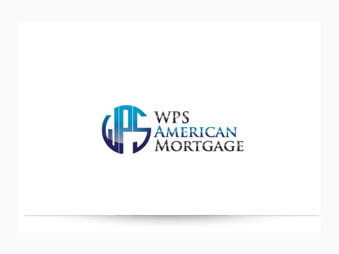 WPS American Mortgage A Logo, Monogram, or Icon  Draft # 1 by FriesFx
