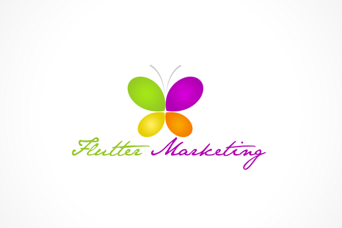 Flutter Marketing A Logo, Monogram, or Icon  Draft # 1 by FreelanceDan