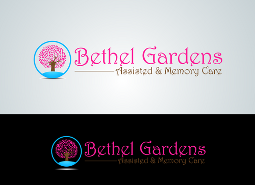 Bethel Gardens    Assisted & Memory Care A Logo, Monogram, or Icon  Draft # 21 by pan755201