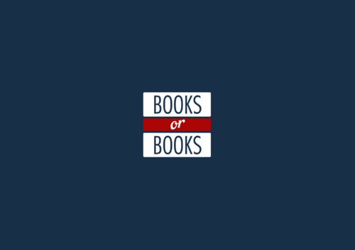 BooksOrBooks A Logo, Monogram, or Icon  Draft # 12 by Nakade