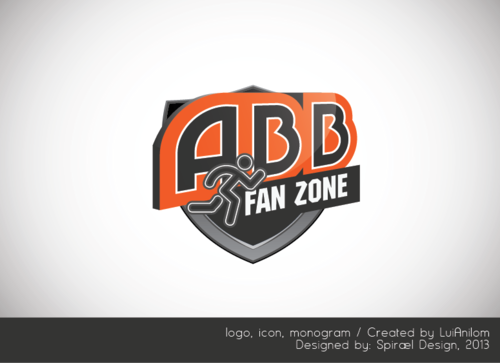 ABB Fan Zone A Logo, Monogram, or Icon  Draft # 5 by SpiraelD