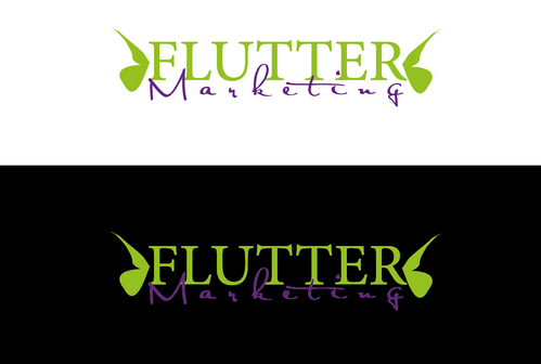Flutter Marketing A Logo, Monogram, or Icon  Draft # 15 by valiWORK