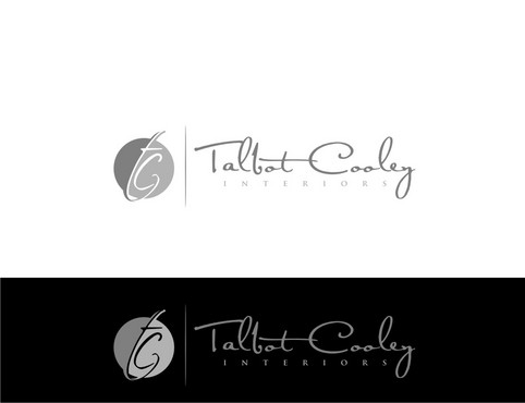 "Talbot Cooley [also want to see ideas incorporating the initials ""tc"" with Talbot Cooley] A Logo, Monogram, or Icon  Draft # 16 by nellie"