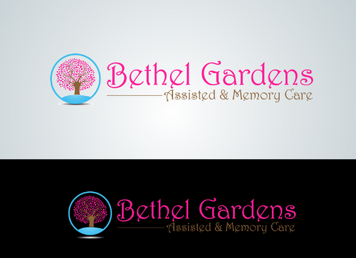Bethel Gardens    Assisted & Memory Care A Logo, Monogram, or Icon  Draft # 36 by pan755201