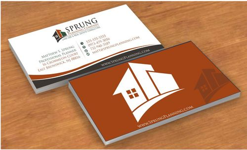 Matthew S. Sprung  Business Cards and Stationery  Draft # 139 by Imagination