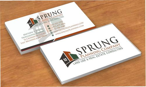 Matthew S. Sprung  Business Cards and Stationery  Draft # 140 by Imagination