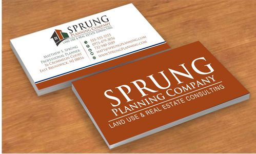 Matthew S. Sprung  Business Cards and Stationery  Draft # 141 by Imagination