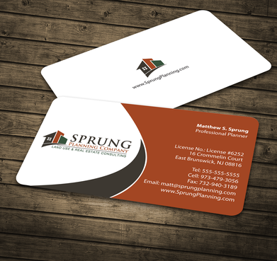 Matthew S. Sprung  Business Cards and Stationery  Draft # 181 by jpgart92