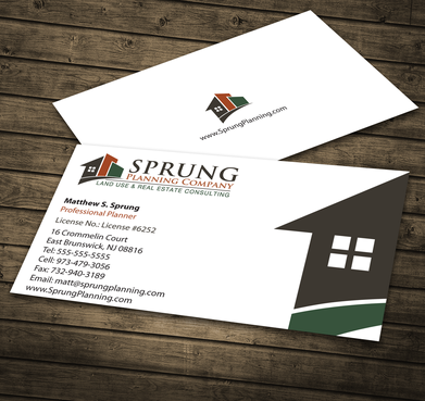 Matthew S. Sprung  Business Cards and Stationery  Draft # 183 by jpgart92