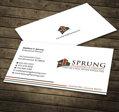 Matthew S. Sprung  Business Cards and Stationery  Draft # 184 by jpgart92