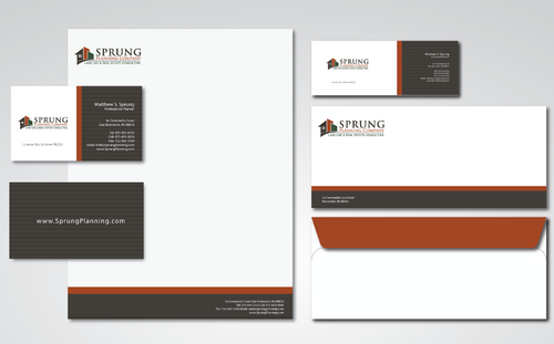 Matthew S. Sprung  Business Cards and Stationery  Draft # 193 by jpgart92