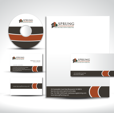 Matthew S. Sprung  Business Cards and Stationery  Draft # 194 by jpgart92