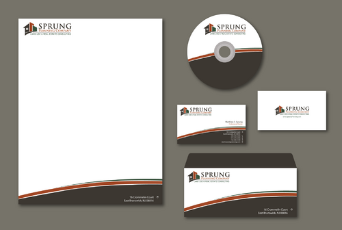 Matthew S. Sprung  Business Cards and Stationery  Draft # 196 by jpgart92
