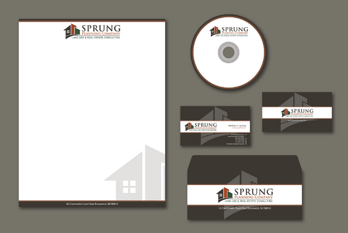 Matthew S. Sprung  Business Cards and Stationery  Draft # 198 by jpgart92