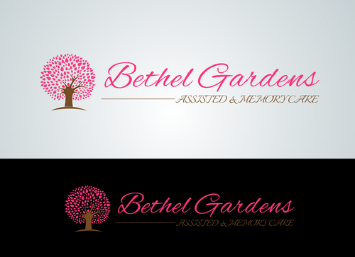 Bethel Gardens    Assisted & Memory Care A Logo, Monogram, or Icon  Draft # 45 by pan755201