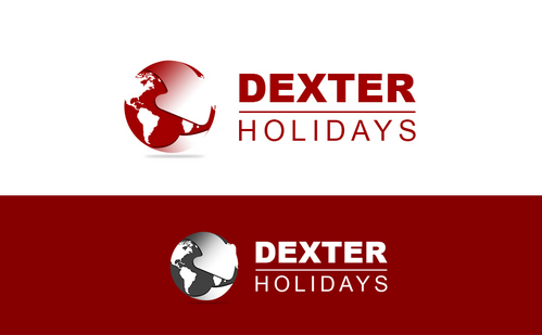 Dexter Holidays A Logo, Monogram, or Icon  Draft # 4 by raju87