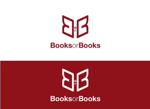 BooksOrBooks A Logo, Monogram, or Icon  Draft # 19 by Mayas
