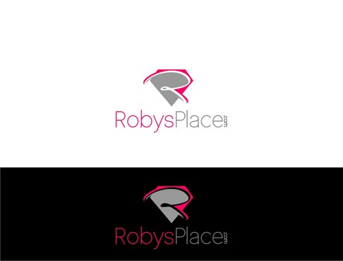 Robys Place.com A Logo, Monogram, or Icon  Draft # 3 by nellie