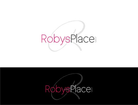 Robys Place.com A Logo, Monogram, or Icon  Draft # 4 by nellie