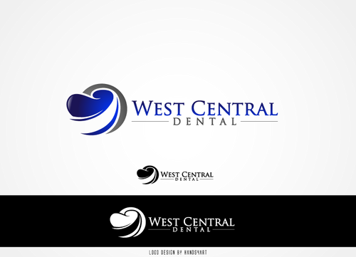 West Central Dental A Logo, Monogram, or Icon  Draft # 5 by hands4art