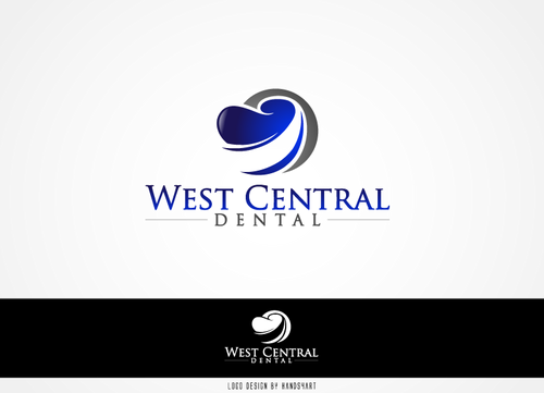 West Central Dental A Logo, Monogram, or Icon  Draft # 8 by hands4art