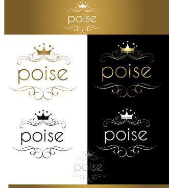 POISE A Logo, Monogram, or Icon  Draft # 21 by primavera