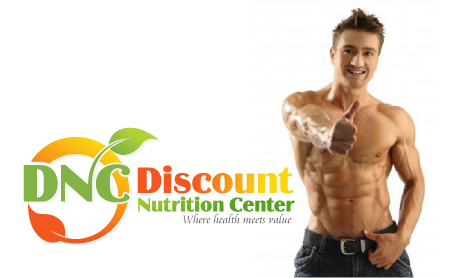 Discount Nutrition Center A Logo, Monogram, or Icon  Draft # 5 by Debendra