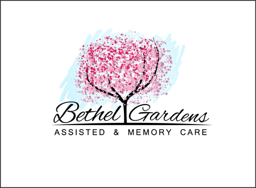 Bethel Gardens    Assisted & Memory Care Logo Winning Design by Kaplar