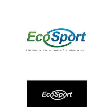 Eco Sport A Logo, Monogram, or Icon  Draft # 6 by Rajeshpk