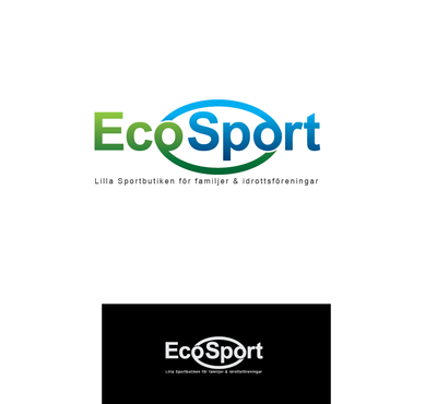Eco Sport A Logo, Monogram, or Icon  Draft # 7 by Rajeshpk