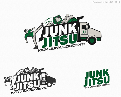 Junk Jitsu A Logo, Monogram, or Icon  Draft # 28 by mnorth