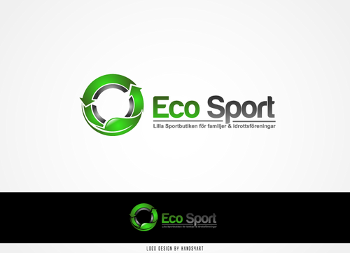 Eco Sport A Logo, Monogram, or Icon  Draft # 25 by hands4art