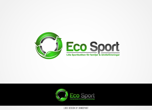 Eco Sport A Logo, Monogram, or Icon  Draft # 26 by hands4art