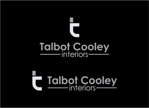 "Talbot Cooley [also want to see ideas incorporating the initials ""tc"" with Talbot Cooley] A Logo, Monogram, or Icon  Draft # 34 by dhira"