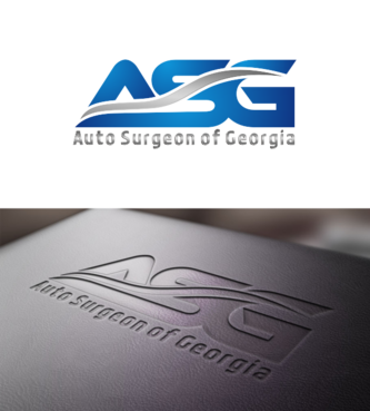 Auto Surgeon of Georgia A Logo, Monogram, or Icon  Draft # 26 by maloz