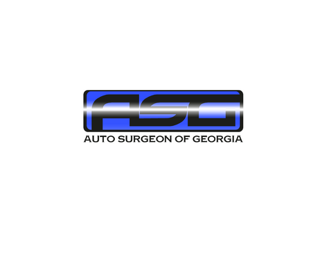 Auto Surgeon of Georgia A Logo, Monogram, or Icon  Draft # 31 by JTS22