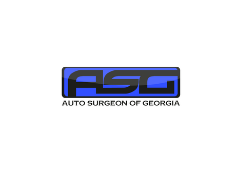 Auto Surgeon of Georgia A Logo, Monogram, or Icon  Draft # 32 by JTS22
