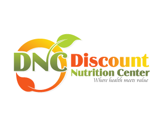 Discount Nutrition Center A Logo, Monogram, or Icon  Draft # 13 by Debendra