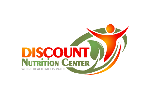 Discount Nutrition Center A Logo, Monogram, or Icon  Draft # 14 by Debendra