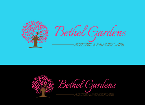 Bethel Gardens    Assisted & Memory Care A Logo, Monogram, or Icon  Draft # 54 by pan755201