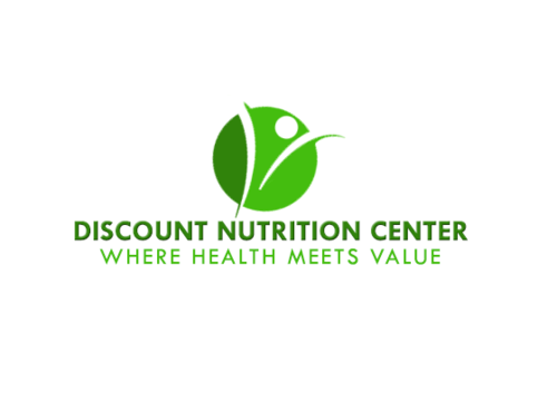 Discount Nutrition Center A Logo, Monogram, or Icon  Draft # 16 by wendeesigns