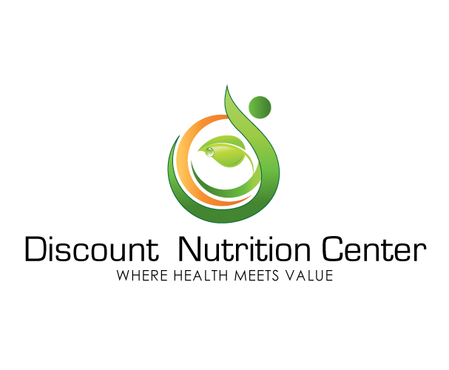 Discount Nutrition Center A Logo, Monogram, or Icon  Draft # 17 by peppermint