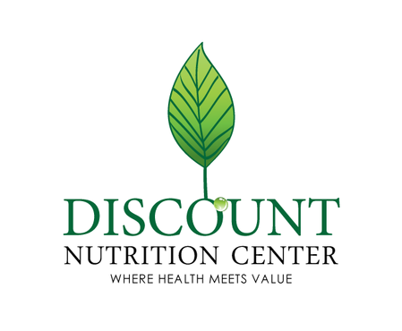 Discount Nutrition Center A Logo, Monogram, or Icon  Draft # 18 by peppermint