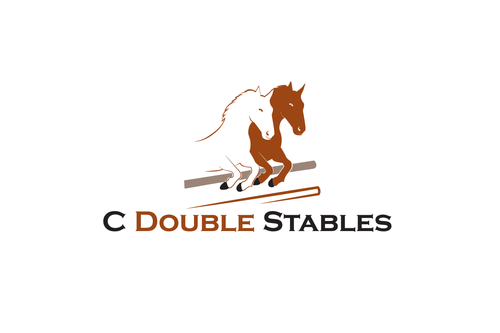 C Double Stables A Logo, Monogram, or Icon  Draft # 7 by decentdesign